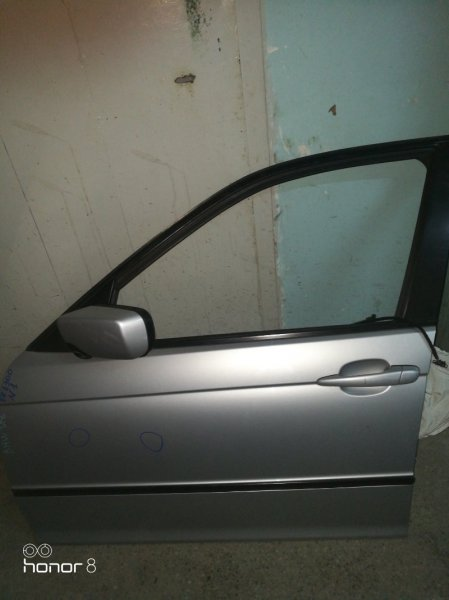 Дверь передняя левая Bmw 3-Series E46/2 M43B19
