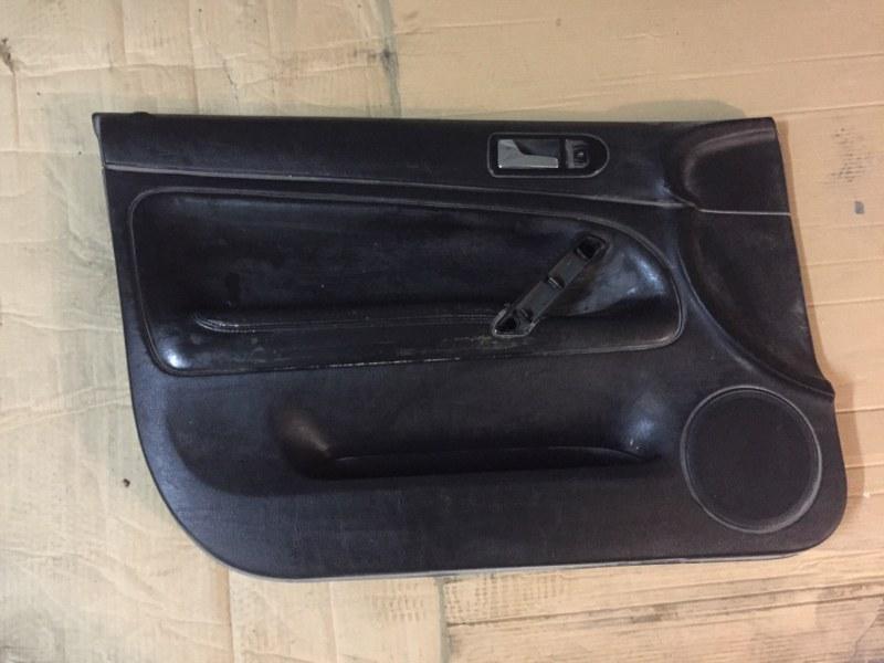 Обшивка двери передняя левая Volkswagen Passat 3B2 1Z