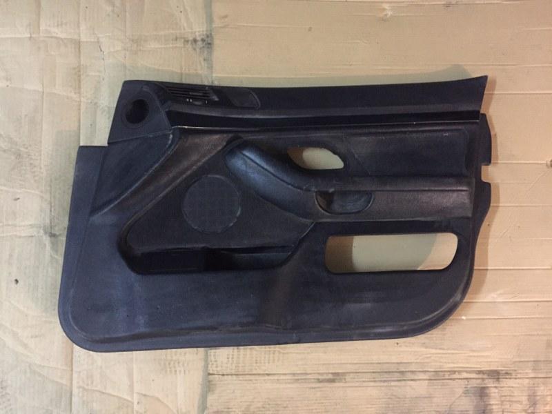 Обшивка двери передняя правая Bmw 5-Series E39