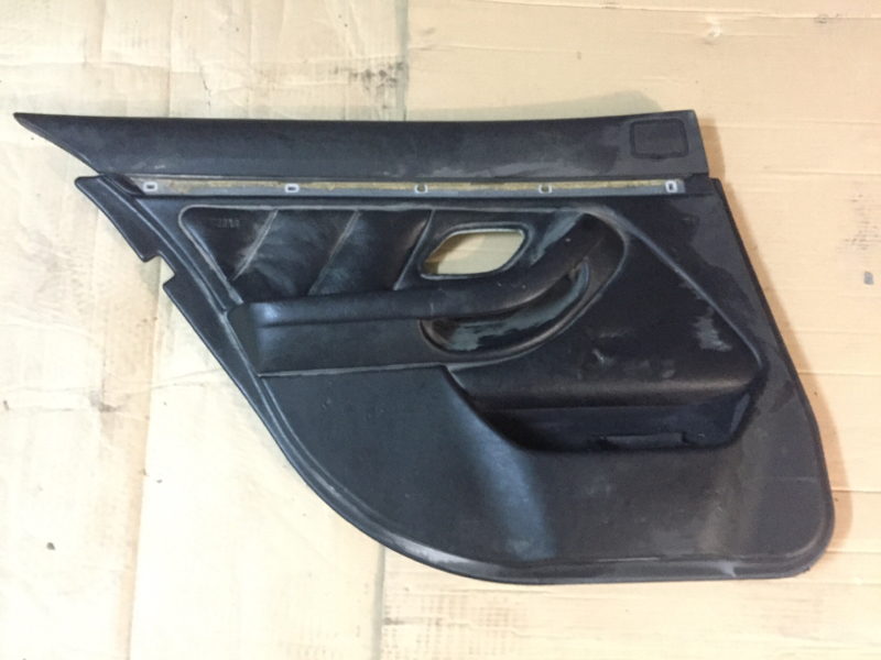 Обшивка двери задняя левая Bmw 5-Series E39
