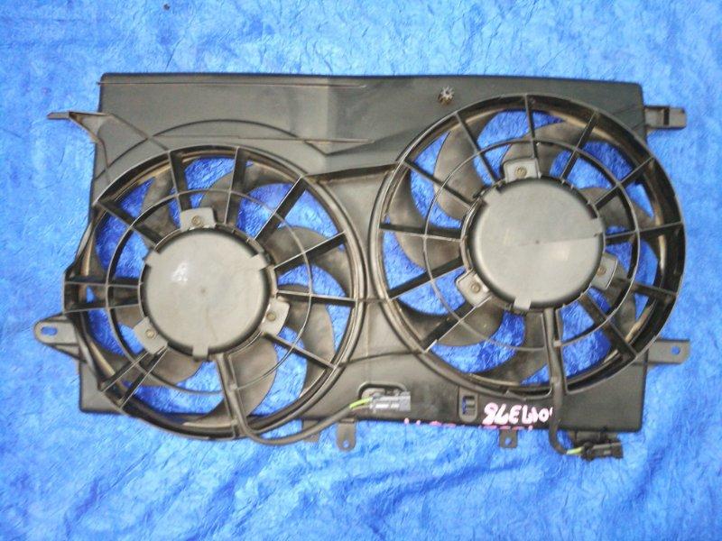 Вентилятор радиатора Saab 9-5 Y3SE B234L