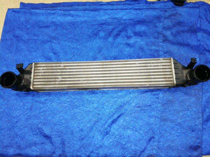 Радиатор охлаждения турбины (интеркулер) Mercedes-Benz C-Class Clk-Class W203 W208 M271DE18AL