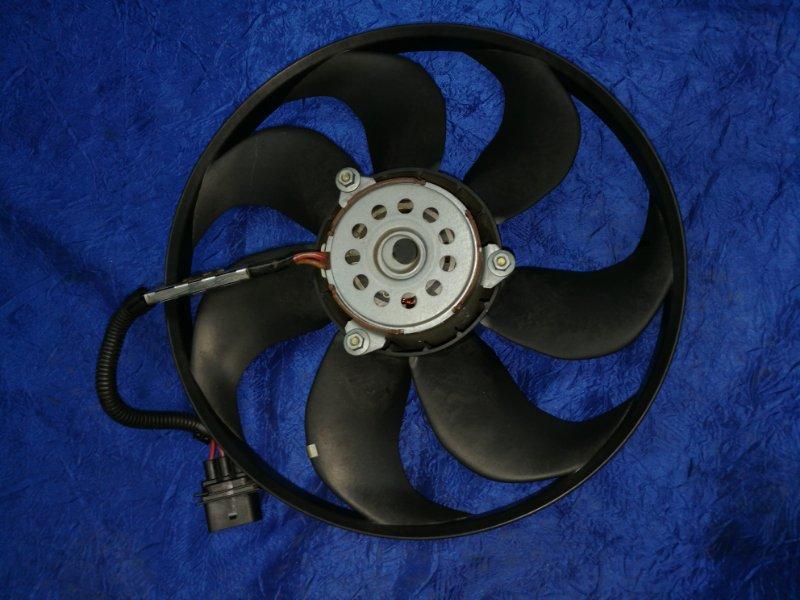 Вентилятор радиатора охлаждения Volkswagen Golf Bora Polo 1J1 1J2 1J6 1J5 AEG