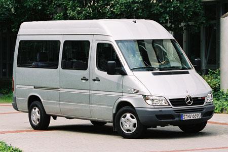 Защита картера двигателя железная Mercedes-Benz Sprinter W901 OM602DELA