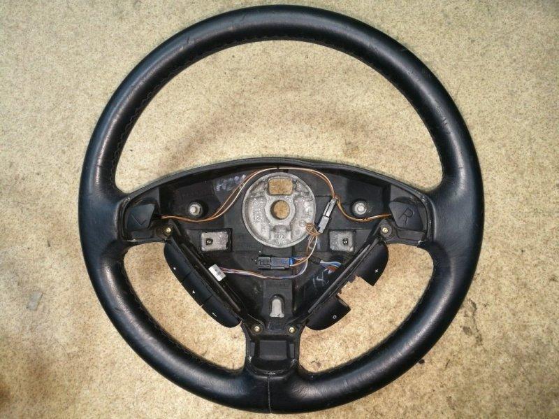 Руль Opel Astra G 51 C14NZ