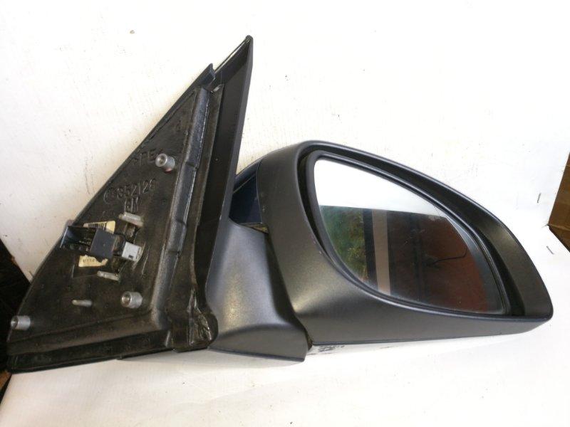 Зеркало боковое правое Opel Vectra C Z22SE