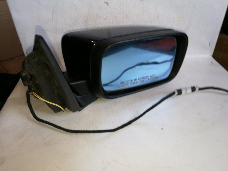 Зеркало боковое правое Bmw 3-Series E46 M43B16