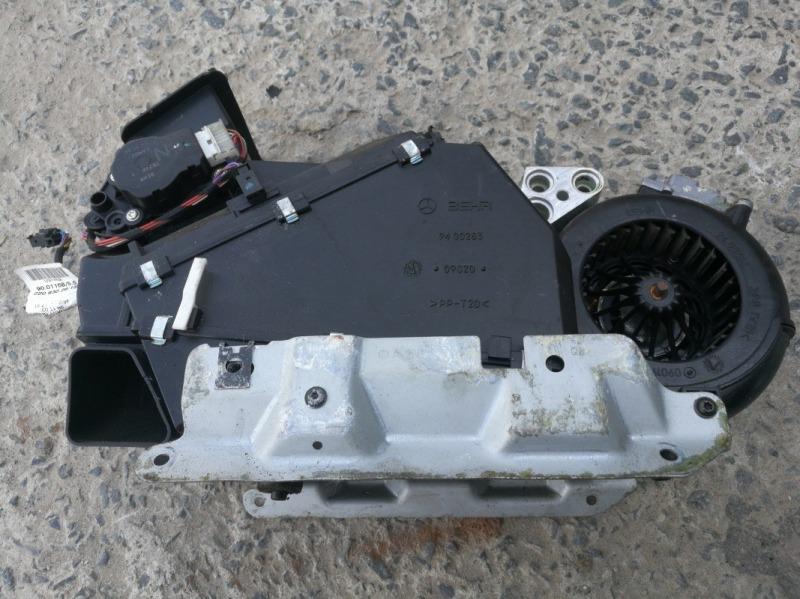 Печка задняя в сборе Mercedes-Benz S-Class V220 M112E28
