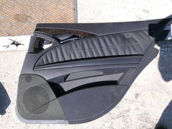 Обшивка двери задняя правая Mercedes-Benz E-Class W211 M112E26
