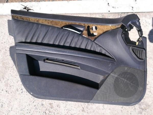 Обшивка двери передняя левая Mercedes-Benz E-Class W211 M112E26