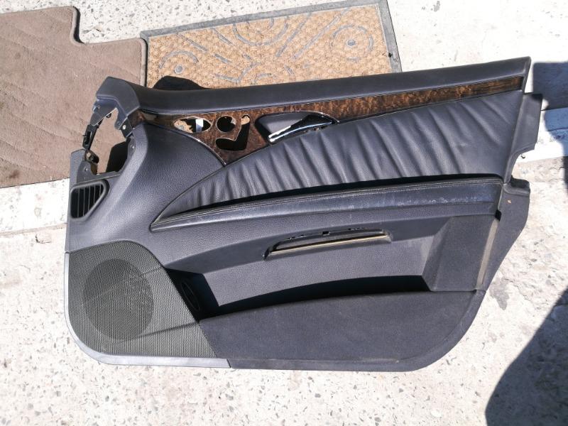 Обшивка двери передняя правая Mercedes-Benz E-Class W211 M112E26