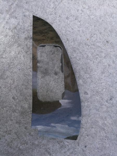 Панель передней левой двери под кнопки Mercedes-Benz C-Class CL203 M271KE16ML