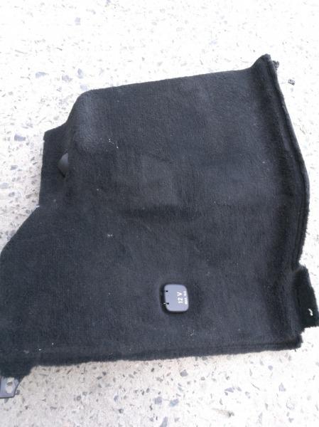 Обшивка багажника Mercedes-Benz C-Class CL203 M271KE16ML