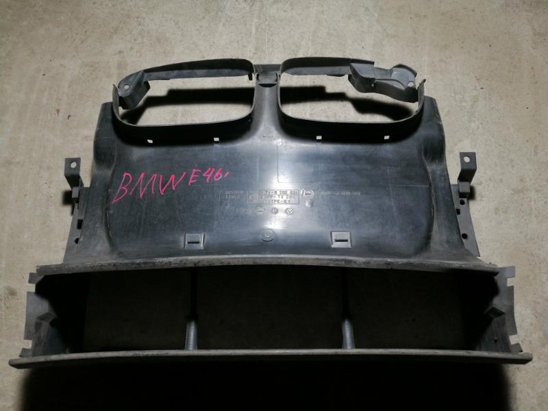 Воздуховод радиатора Bmw 3-Series E46/2 M43B19