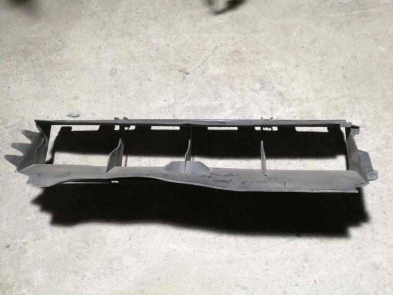 Воздуховод радиатора Mercedes-Benz E-Class W210 M104