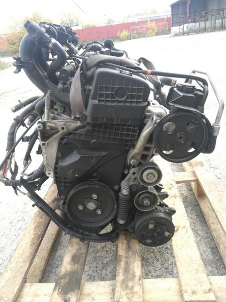 Двигатель Peugeot 206 PSA