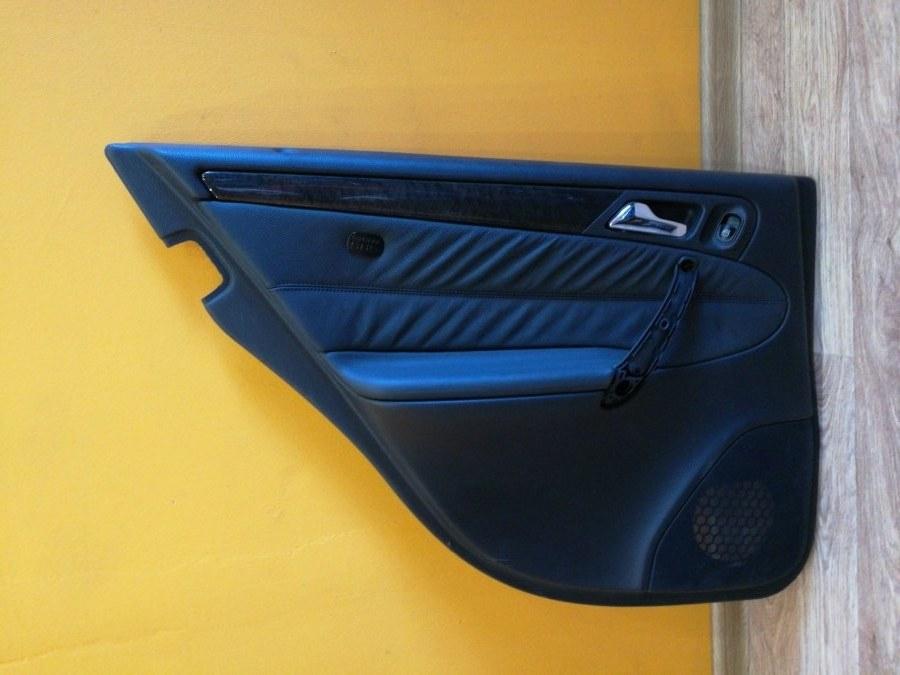 Обшивка двери задняя левая Mercedes-Benz C-Class W203 M111E20EVO