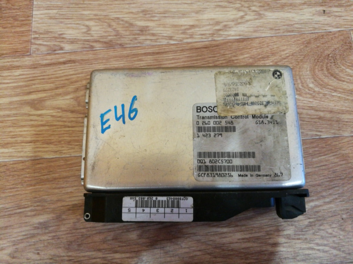 Блок управления акпп Bmw 3-Series E46/2 M43B19