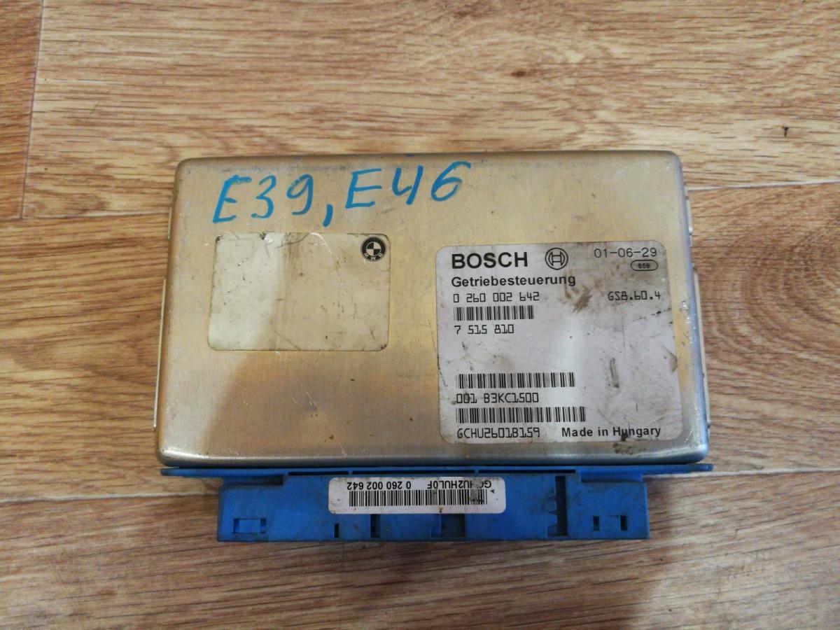 Блок управления акпп Bmw 3-Series E46 M54