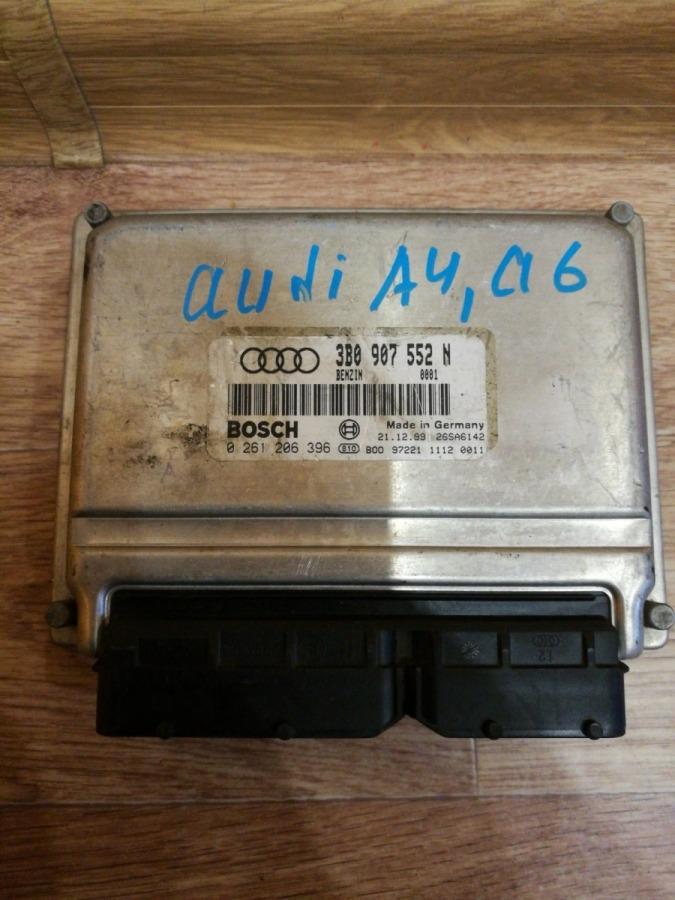 Блок управления двс Audi A4 4B2 AGA