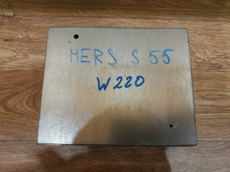 Блок управления магнитолой Mercedes-Benz S-Class W220 M112E32
