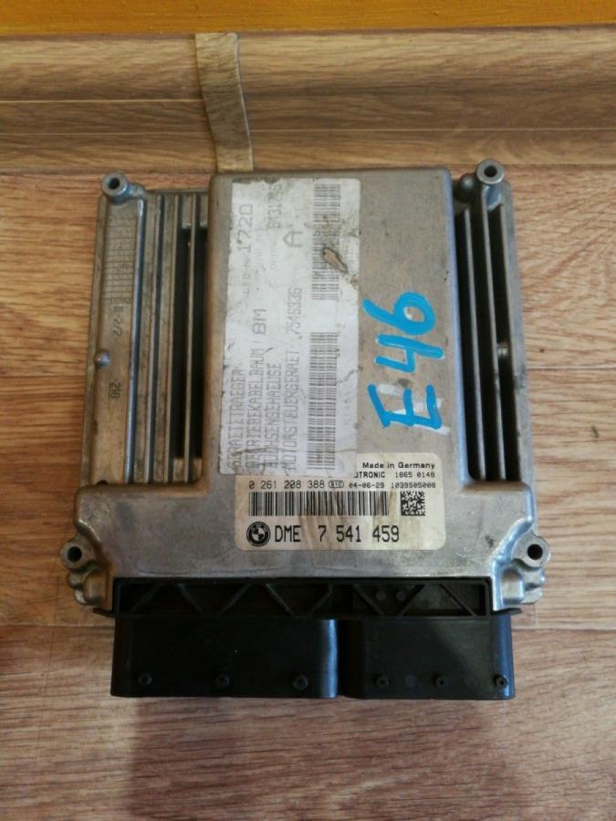 Блок управления двс Bmw 3-Series E46 N46