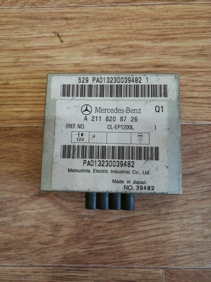 Блок управления антенной Mercedes-Benz C-Class W203 M112E32