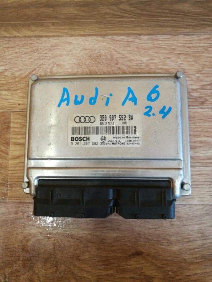 Блок управления двс Audi A4 4B BDV