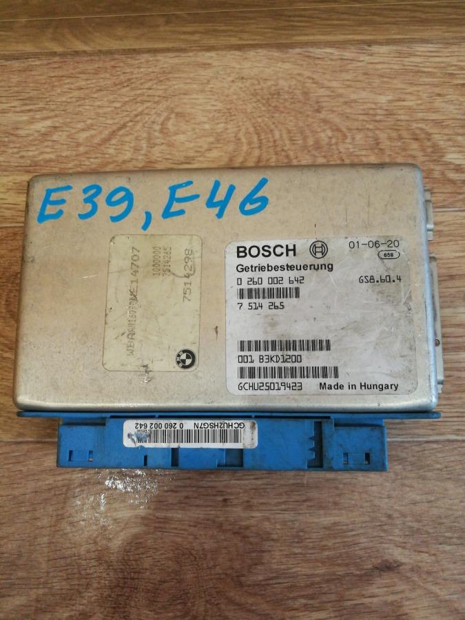 Блок управления акпп Bmw 3-Series E46 M54B22