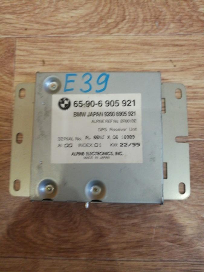 Блок управления навигацией модуль gps Bmw 5-Series E39 M47D20