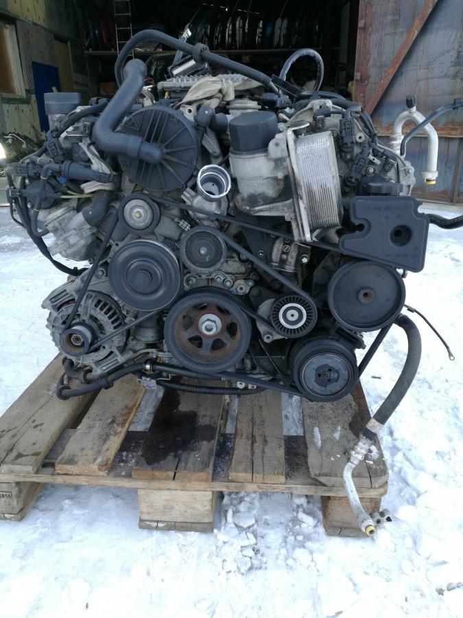 Двигатель Mercedes-Benz C-Class W203 M272DE35