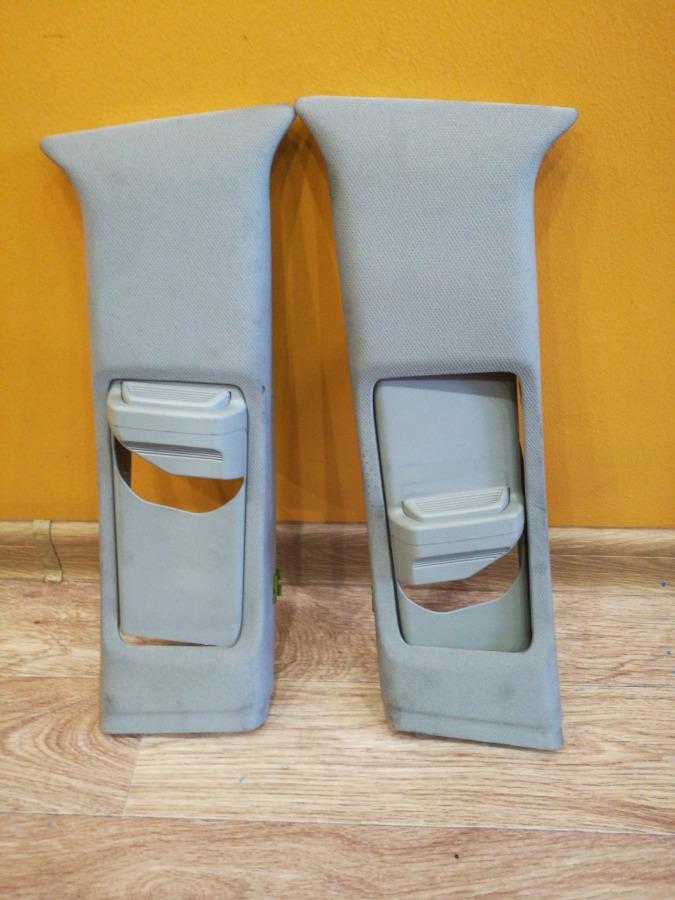 Обшивки центральных стоек Mercedes-Benz C-Class W203 M271KE16ML