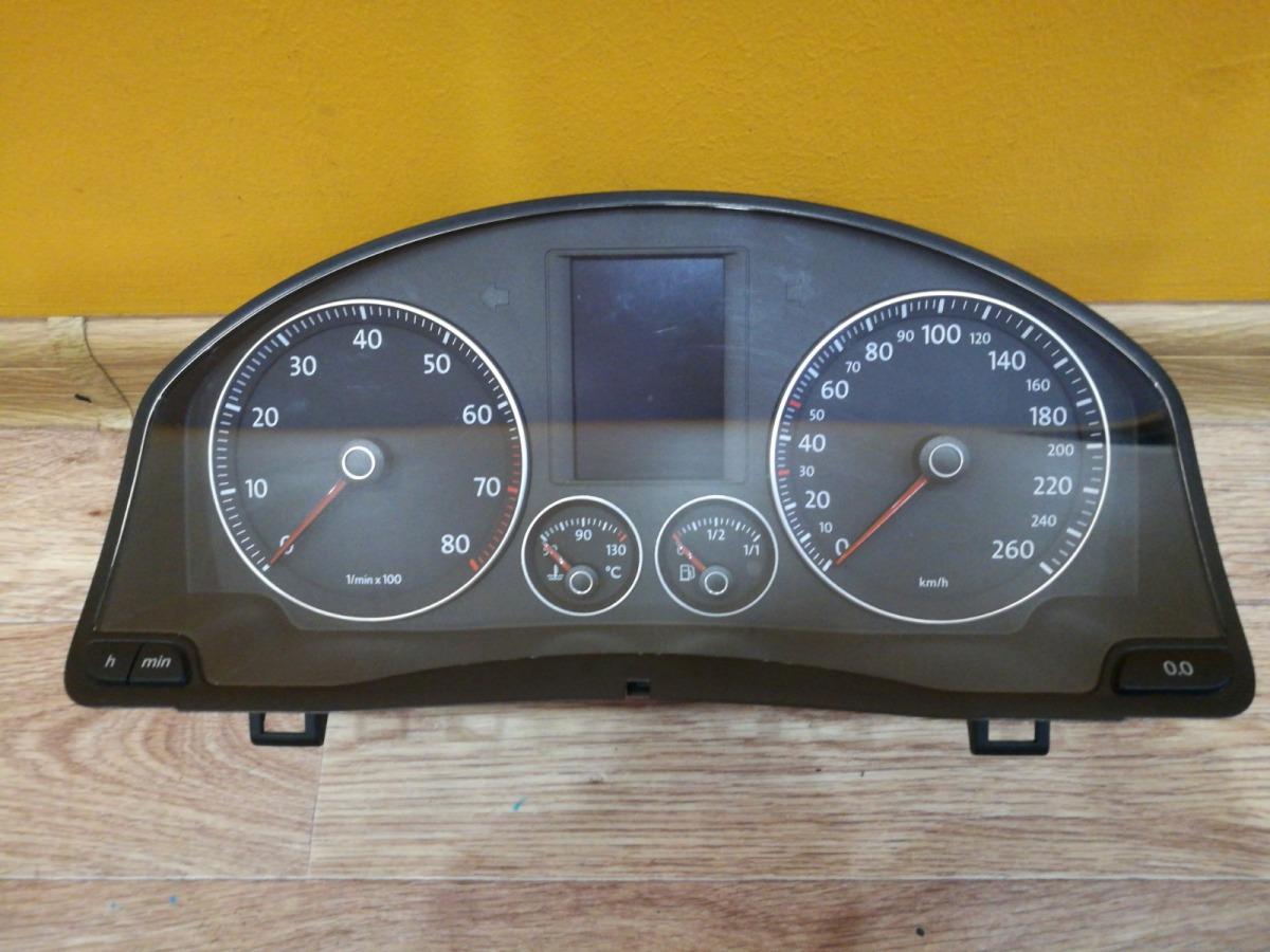 Панель приборов Volkswagen Golf 1K1 AVG