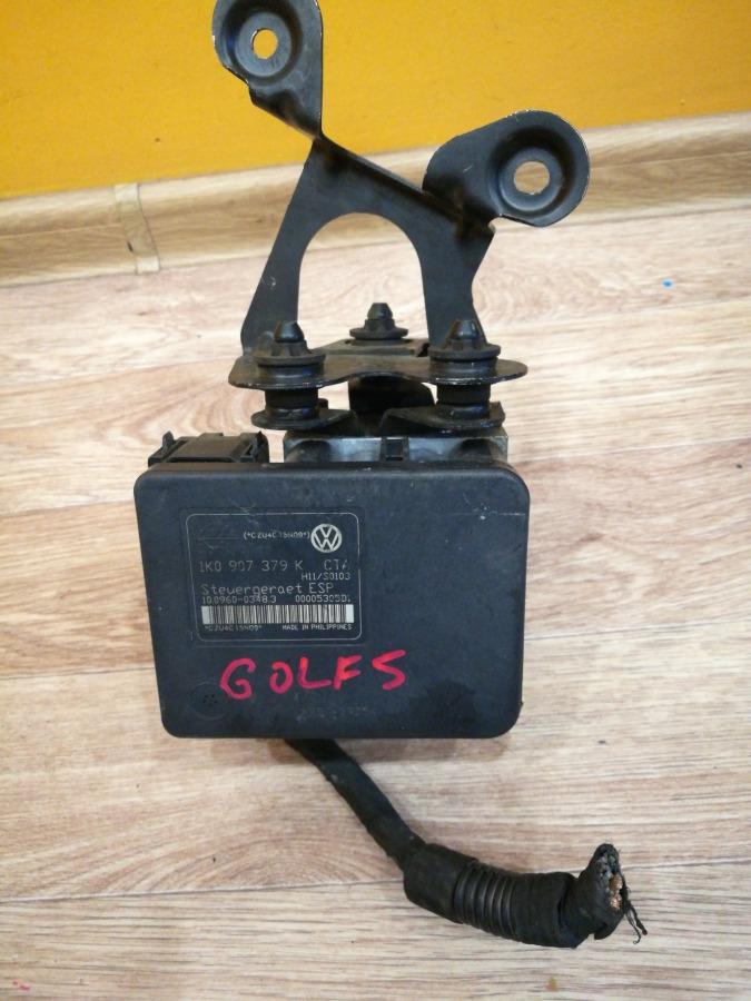 Блок abs Volkswagen Golf 1K1 BCA
