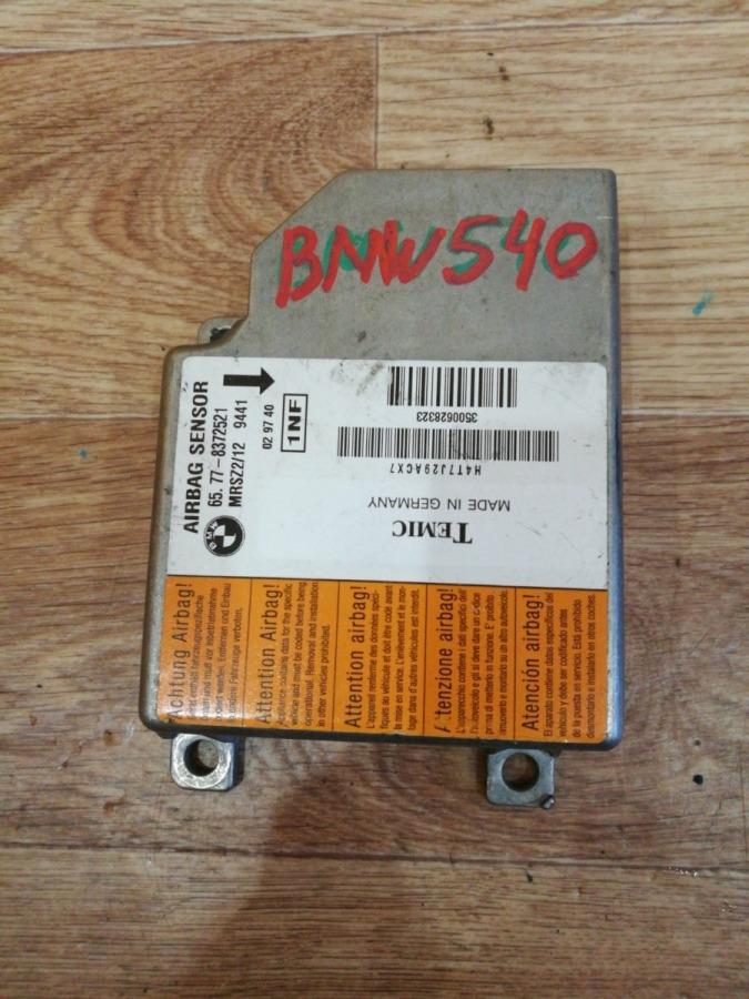 Блок управления airbag Bmw 3-Series. 5-Series E46 M43B19