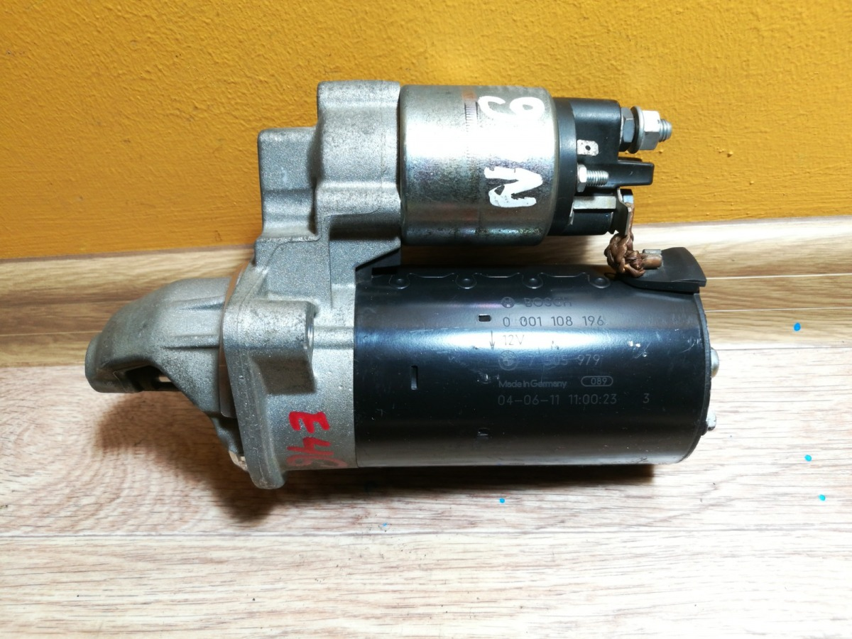 Стартер Bmw 3-Series E46 N42B20A