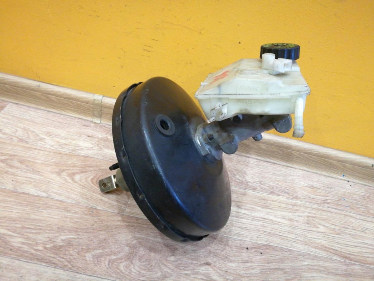 Гтц + вакуумный усилитель тормозов Peugeot 206 2A/C DV4TD