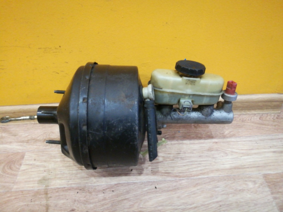 Гтц + вакуумный усилитель тормозов Ford Explorer U152 COLOGNE