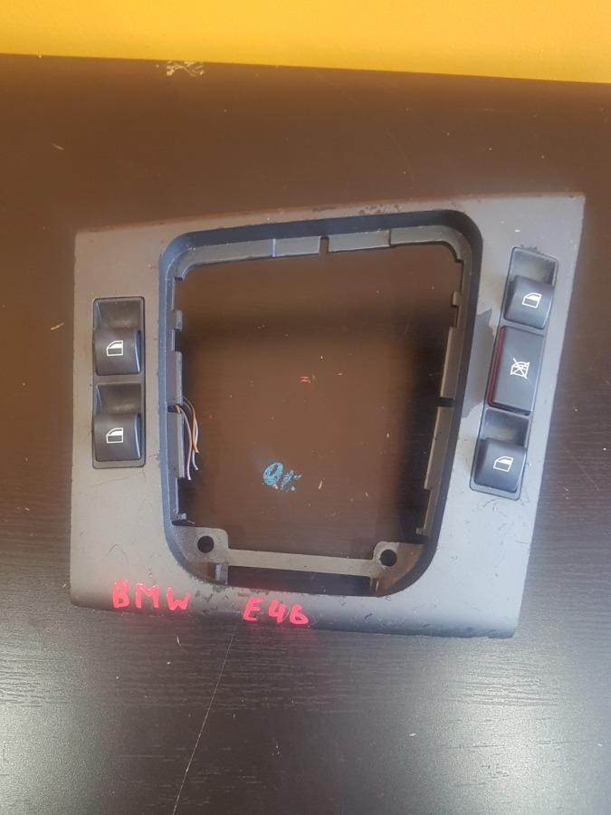 Блок управления стеклоподьемниками Bmw 3-Series E46