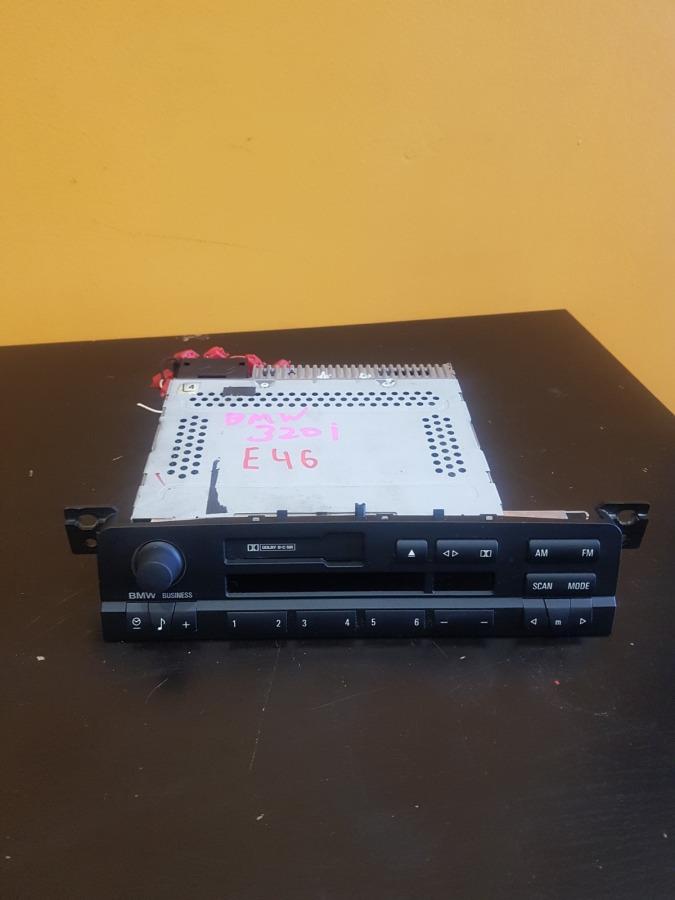 Магнитофон Bmw 3-Series E46