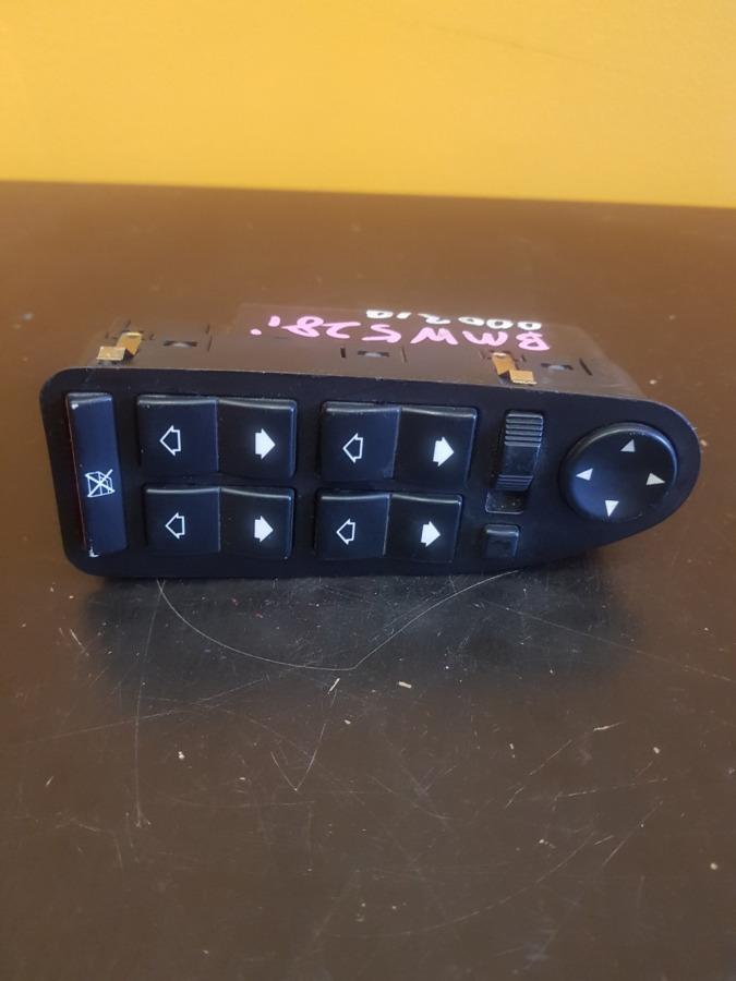 Блок управления стеклоподьемниками Bmw 5-Series E39 M47D20