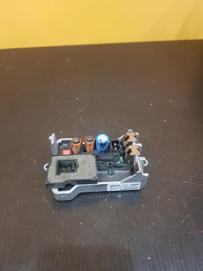 Регулятор оборотов печки (резистор) Mercedes-Benz C-Class CL203.706 M112E26