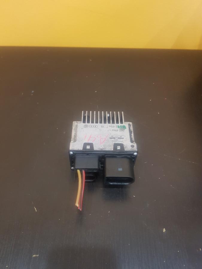 Блок управления вентилятором Audi A4 B5 1Z