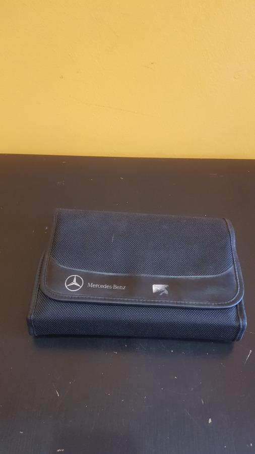 Папка под сервисные документы mercedes-benz Mercedes-Benz C-Class W203