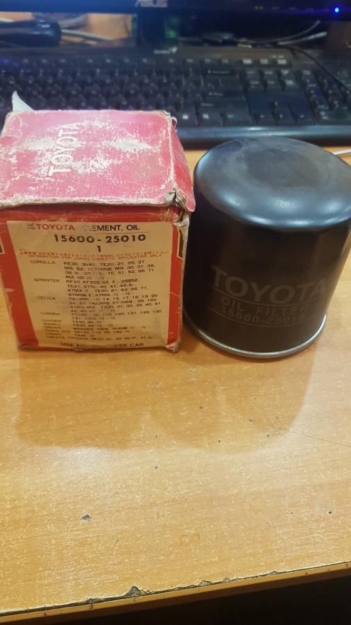 Фильтр масляный Toyota Camry