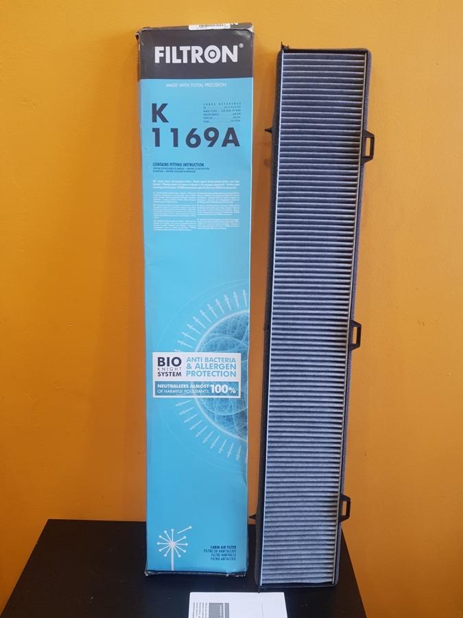 Фильтр салона угольный Bmw 3-Series E90