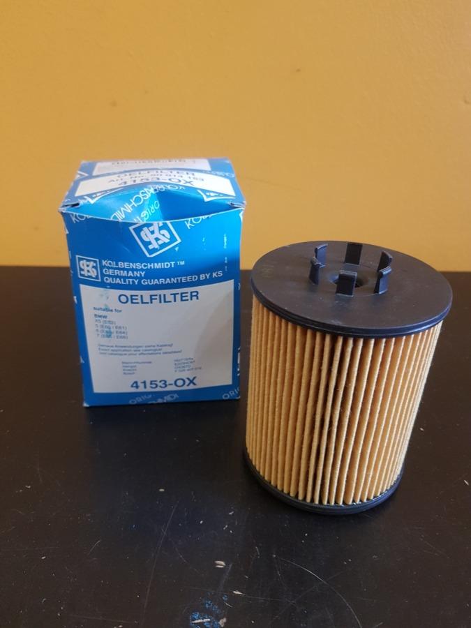 Фильтр масляный Bmw 5-Series E60 N62B44