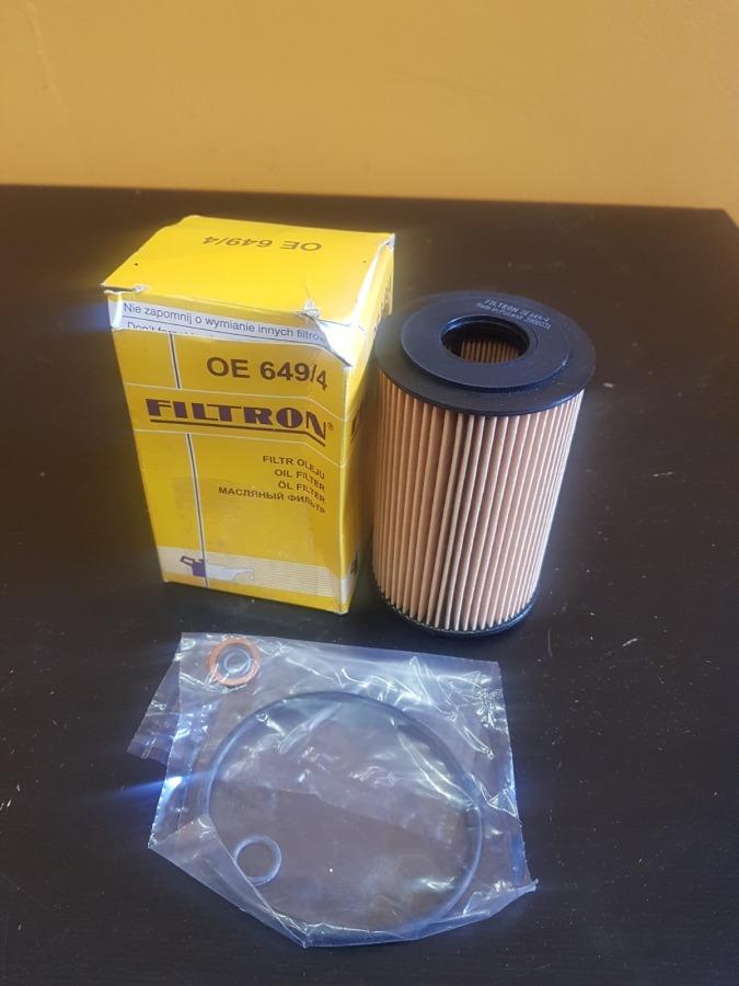 Фильтр масляный Bmw 3-Series E36 M43