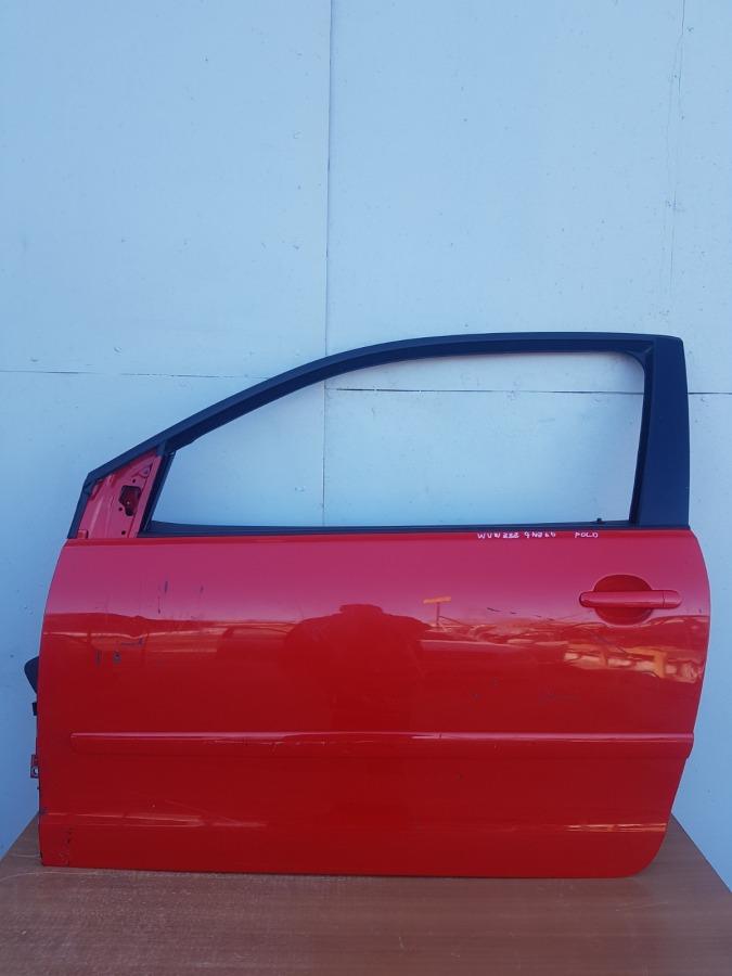 Дверь передняя левая Volkswagen Polo 9N1 ALT
