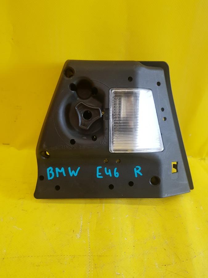 Плата заднего фонаря Bmw 3-Series E46 задняя правая